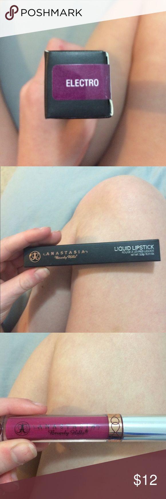 ABH liquid lipstick in Lovely | Abh liquid lipstick
