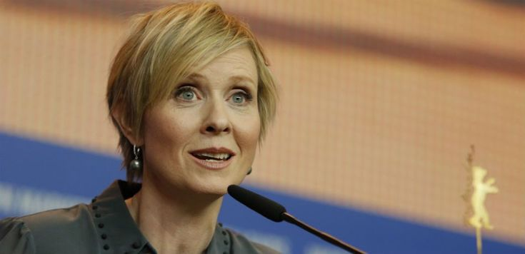 Fans Are Divided Over 'Sex And The City's' Cynthia Nixon's New York Governor Bid #cynthianixon
