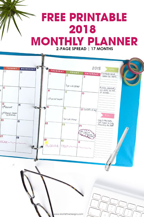 Weekly Calendar Spread : Unique monthly planner ideas on pinterest