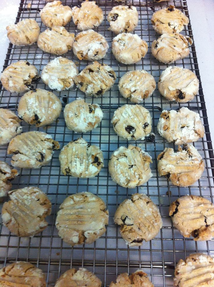 Gluten Free and Dairy Free Rustic Sultana and Coconut Biscuits. Check out our recipe below!