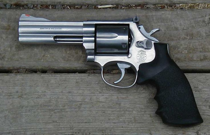 Smith and Wesson-686 7 shot .357 Magnum