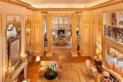 Red Carpet Maven Joan Rivers' Opulent Manhattan Penthouse
