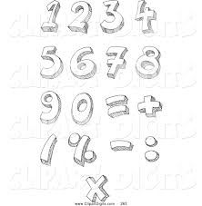 Αποτέλεσμα εικόνας για math clipart black and white free