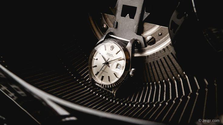 Eine Rolex unter 1000 Euro - geht das? (Rolex 6694 - Teil 2)
