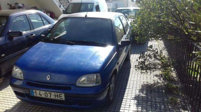 Renault clio 1.9d preços usados