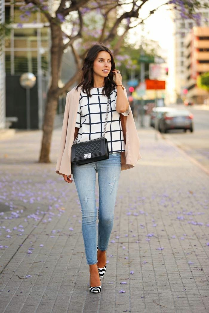 Viva Luxury: Black-white patterns