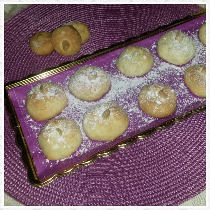 Biscotti al mandarino gluten free