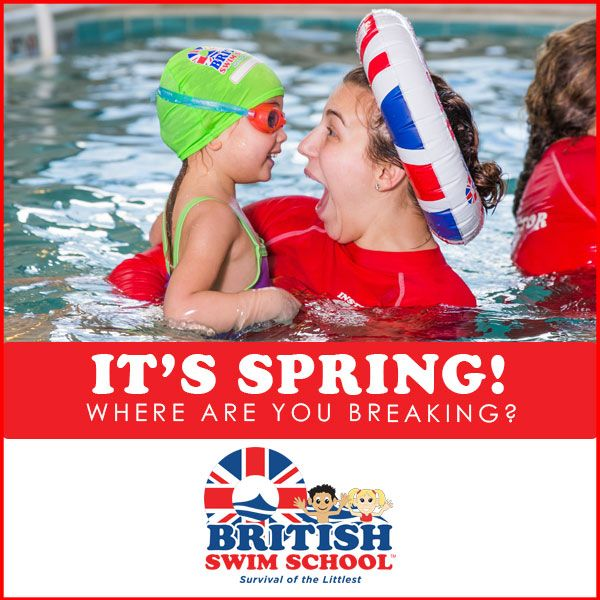 "It's Spring! Where Are You Breaking? Don't Be ""Fool""ish this #April – Save a Life with #SwimLessons  #WaterSafety is No Joke; Ensure Your Family is Prepared for Summertime Fun."