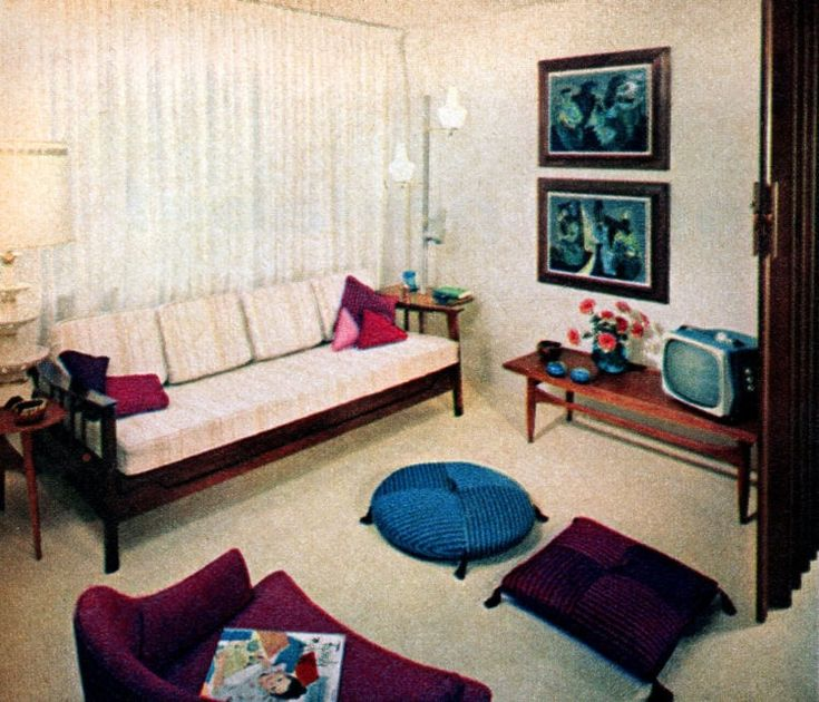 What did a typical 1950s suburban house look like? Feast ...  1950s Suburban Homes
