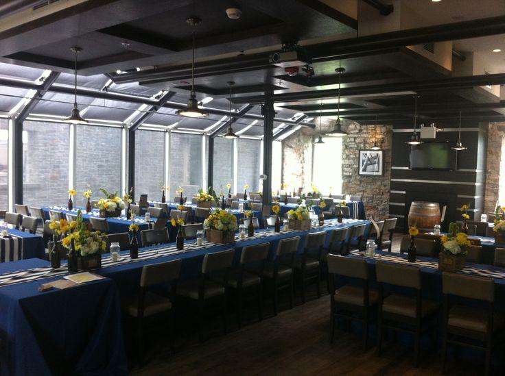 Harvest Table Wedding