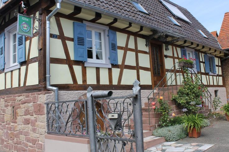 Location Vacances Gîtes de France - Gite Catherine parmi 55000 Gîte en Bas-Rhin, Alsace