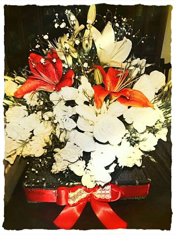 Arreglo floral de bodas