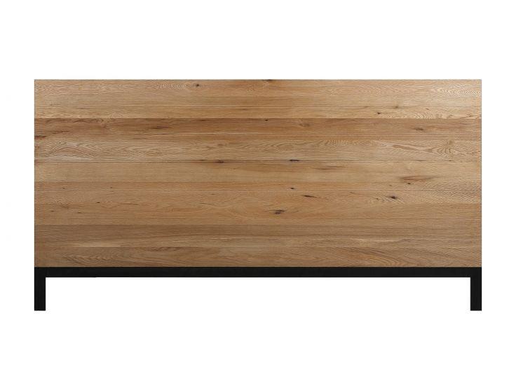 BANGLI Sängavel Ek i gruppen Inomhus / Sängar / Sänggavlar hos Furniturebox (100-90-104708)