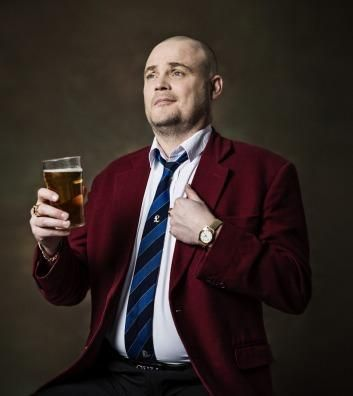 The Guvnor: Al Murray the Pub Landlord.