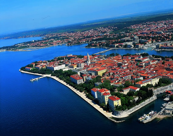 Zadar, Croatia. A weekend spent in paradise in May of 2011.