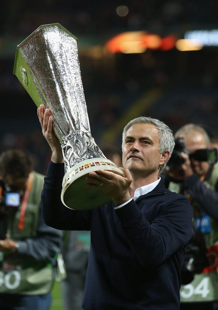Jose Mourinho......
