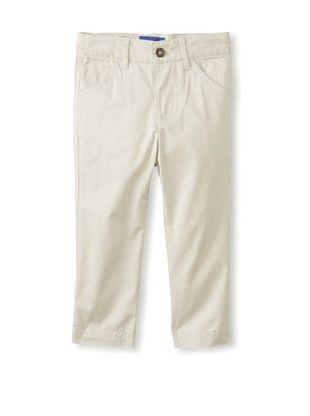 30% OFF Beetle & Thread Kid's Twill Pants (Beige/Khaki)