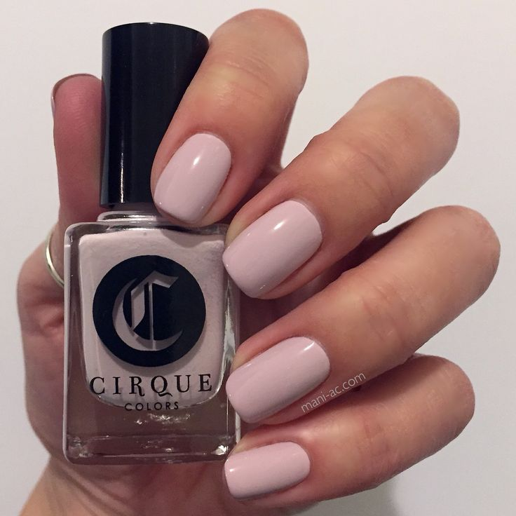 Cirque Colors - Whitney