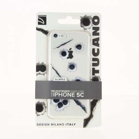 """Coque rigide """"Shoot """" pour iPhone 5C"""
