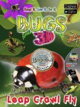 Bugs 3D Interactive Children's Book Free App