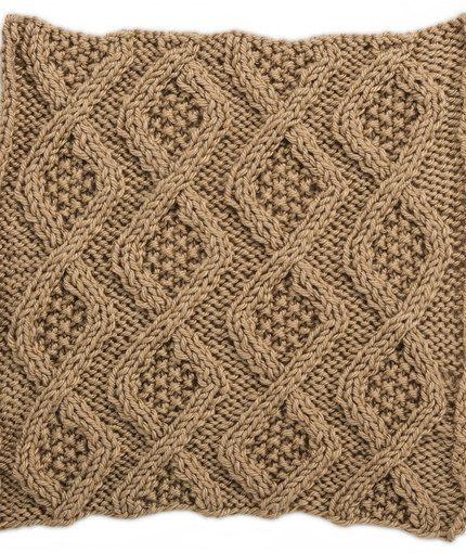 Knitting Instructions M1 : Best needlework images on pinterest