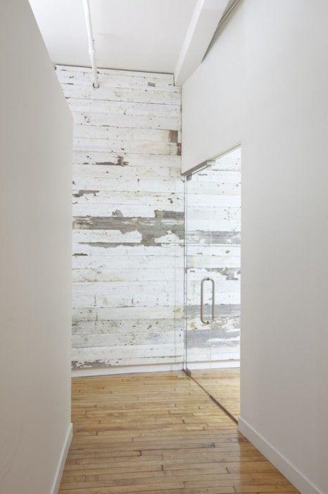 wood-textured concrete