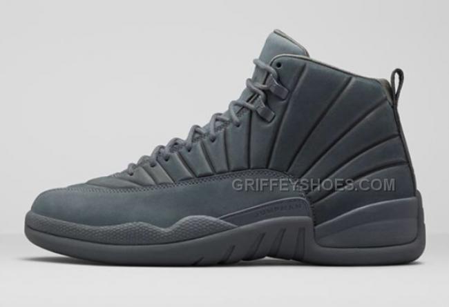 Air Jordan 12 Retro Dark Grey/Dark Grey-Black Sole Collector Sneaker  Release Date