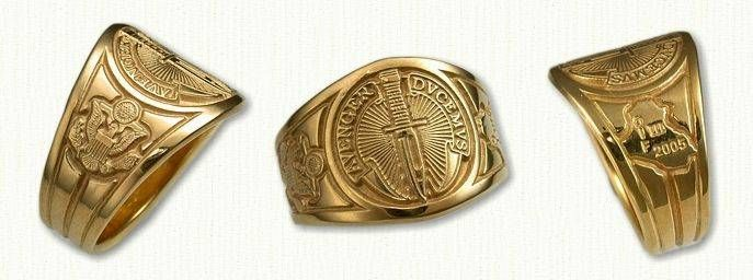Military Jewelry, military tack pins, military medallions and military crest rings @ affordable prices by deSignet International