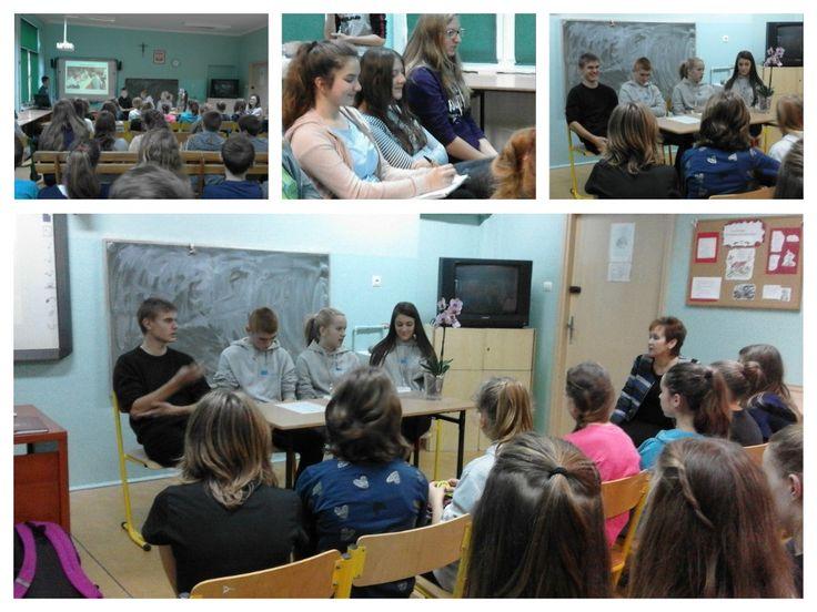 Promocja działań projektu Erasmus +