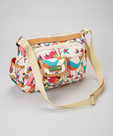 Look at this #zulilyfind! Tweety Twig Libby Hobo by Lily Bloom #zulilyfinds