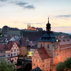 Town of Bamberg, Germany