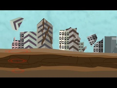 http://mocomi.com/ presents: What is an Earthquake - Geography for kids Earthquakes are caused when tectonic plates of the Earth's crust move against each ot...