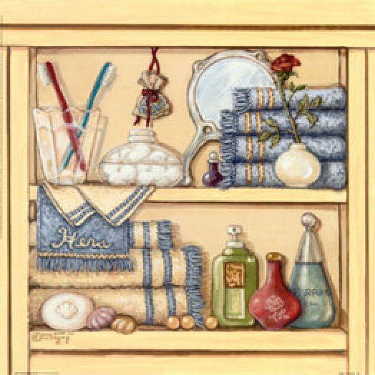 Las 25 mejores ideas sobre cuadros para ba os en pinterest - Cuadros para cuarto de bano ...