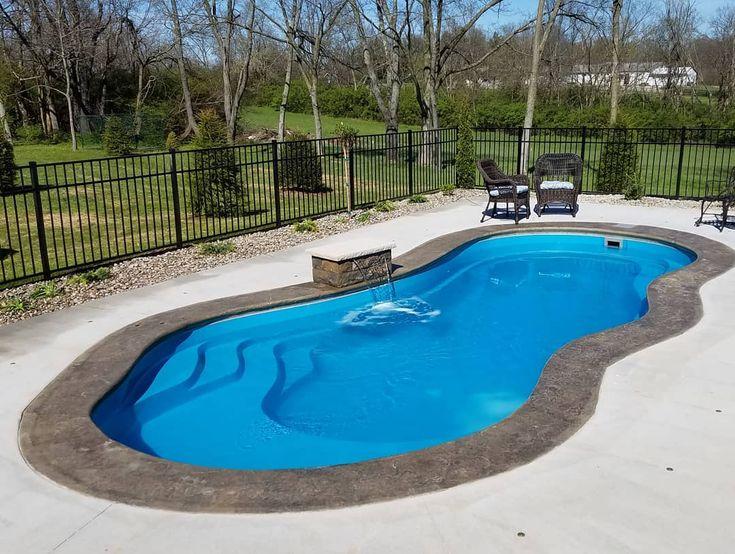 201 Best Imagine Pools Fiberglass Swimming Pools Images On Pinterest