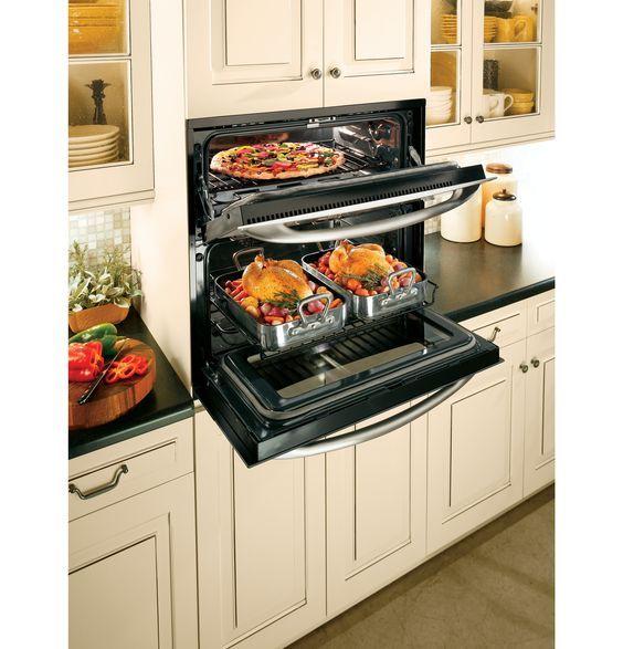 best 25 gas double wall oven ideas on pinterest gas double oven double oven kitchen and grey ovens