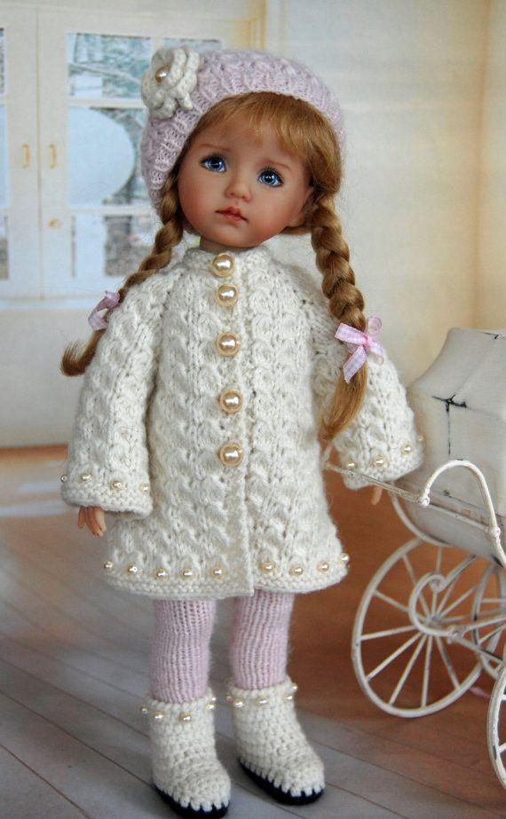 Dianna Effner 10 Doll Monday's Child. All vinyl by Kuwahidolls
