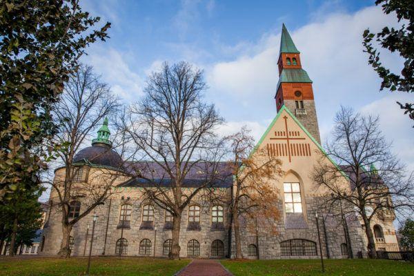 Музей Финляндии в Хельсинки