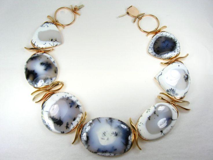 collana opale Elle - Valenza