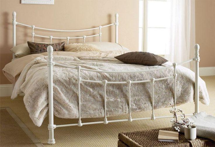 Bedroom Furniture Box Springs Mattresses Metal Frames: Best 25+ Iron Bed Frames Ideas Only On Pinterest
