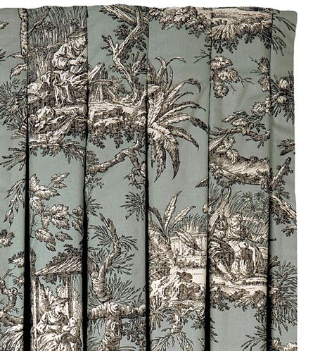 Vera Curtain Panel from Eastern Accents