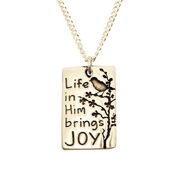 68 best 14k Gold Christian Necklaces images on Pinterest