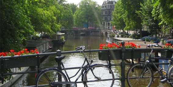 September 2011: De L' Europe - Amsterdam, Netherlands
