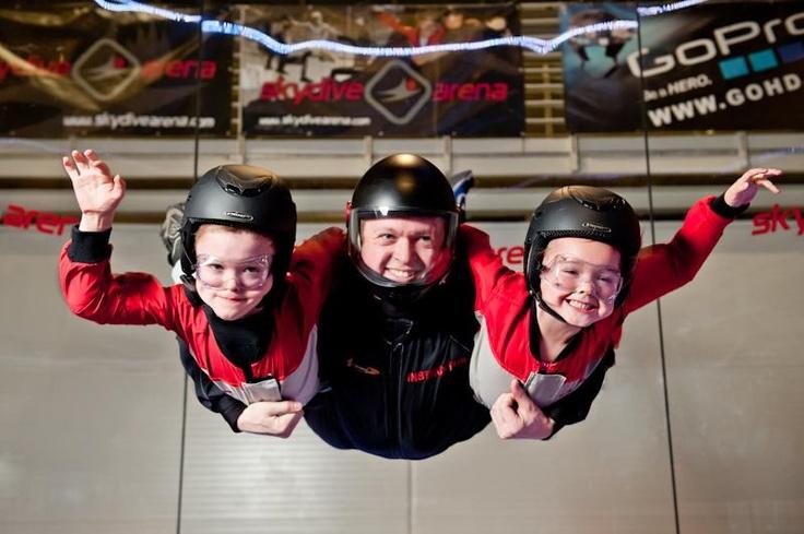 Skydive arena Letňany