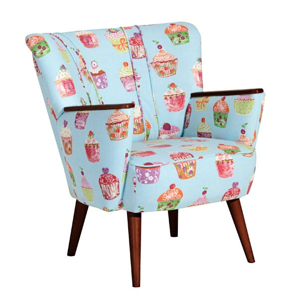 Lia Cocktail Chair Cupcakes - Max Winzer