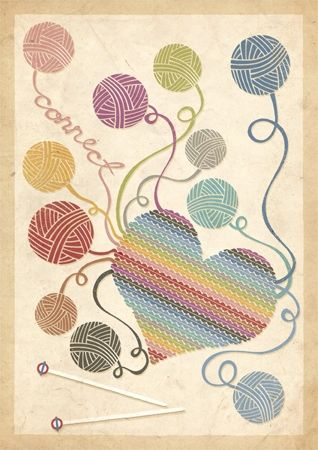 Yarn. I so want a print of this.