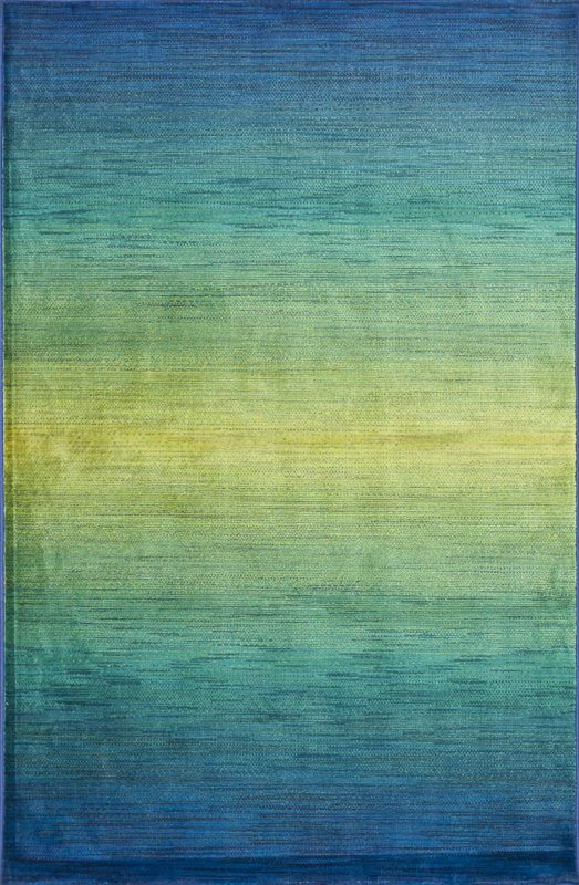 Gorgeous ombre rug