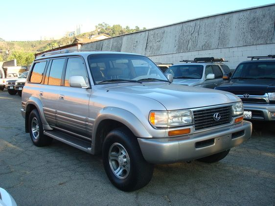 Check out this 1997 Lexus LX 450 on AutoTrader.com