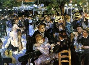 Renoir: Share, The Mill, Art, Pierre August Renoir, The Galette, Of The, Painting, Moulin De