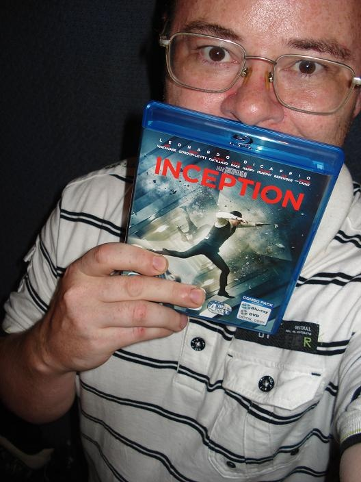 inception 2010   -  wow, has it been so long since that movie was made