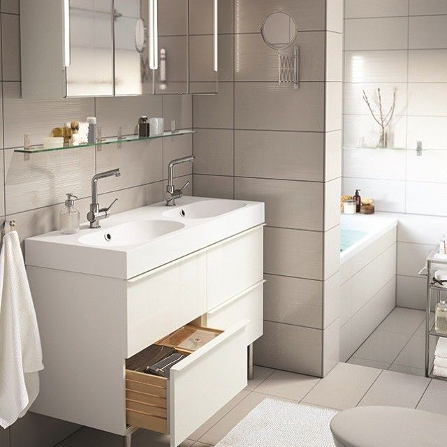 Image Gallery Website Instagram media by ikeausa Check out the GODMORGON BR VIKEN drawer cabinet for
